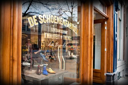 Groningen De Schoenenfabriek