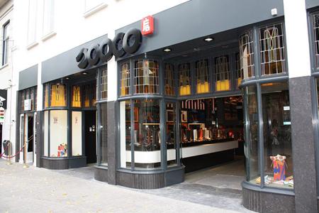 Enschede Sooco Footbar